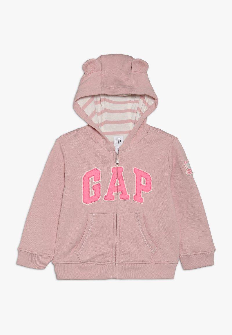GAP - HOOD BABY - Sweatjakke /Træningstrøjer - pink standard
