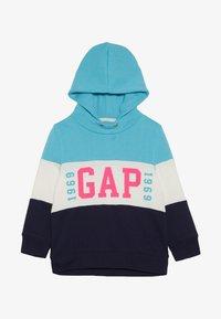 GAP - GIRL FAMILY LOGO - Hoodie - maui blue - 2