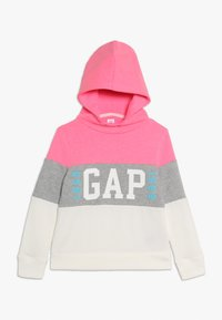 GAP - GIRL FAMILY LOGO - Hoodie - neon pink/rose - 0