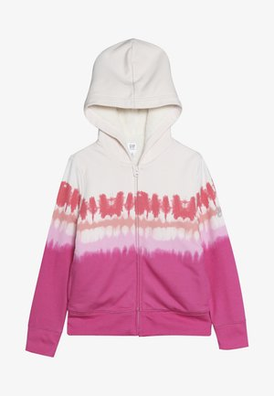 GIRL COZY - Sudadera con cremallera - pink
