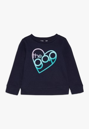 GIRL CREW  - Sweatshirt - navy uniform