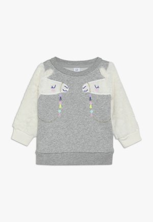 TODDLER GIRL - Sweatshirt - grey melange