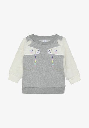 TODDLER GIRL - Sweater - grey melange