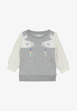 TODDLER GIRL - Sweatshirt - grey melange