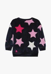 GAP - TODDLER GIRL PUFF  - Sweater - navy uniform - 1
