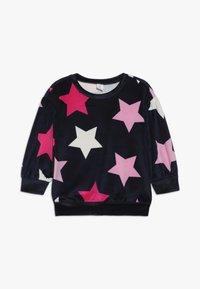 GAP - TODDLER GIRL PUFF  - Sweater - navy uniform - 0
