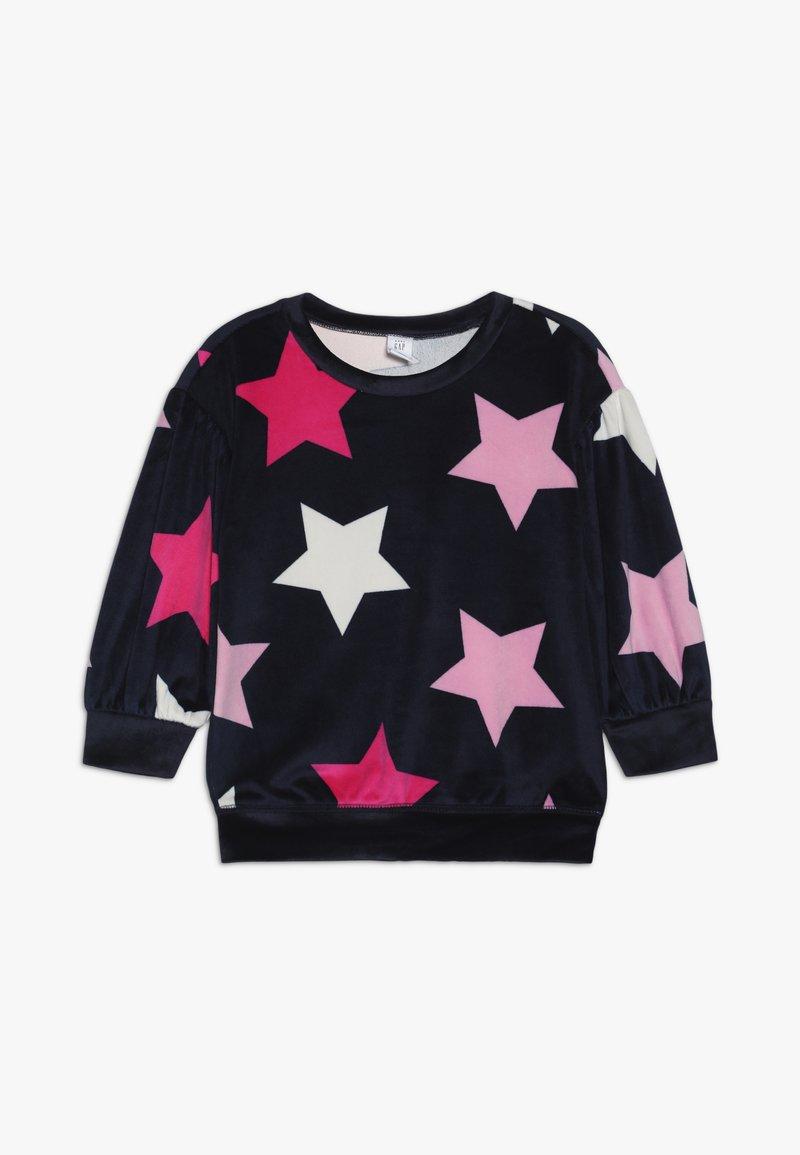 GAP - TODDLER GIRL PUFF  - Sweater - navy uniform