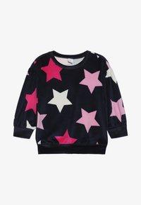 GAP - TODDLER GIRL PUFF  - Sweater - navy uniform - 2