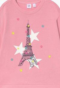 GAP - GIRL EASY - Felpa - classic pink - 3