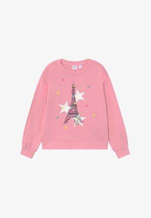 GIRL EASY - Sweatshirt - classic pink