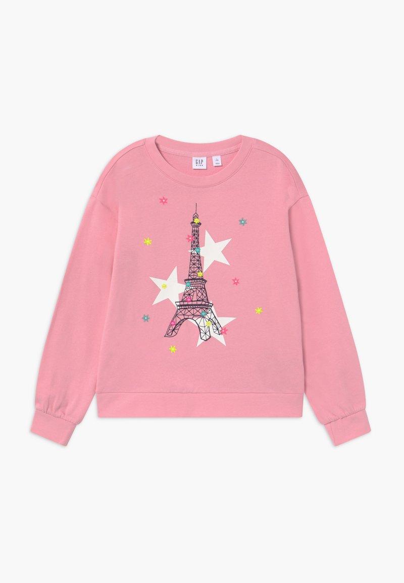 GAP - GIRL EASY - Felpa - classic pink