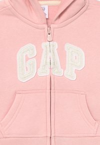 GAP - TODDLER GIRL BASIC FULL ZIP - veste en sweat zippée - icy pink - 3