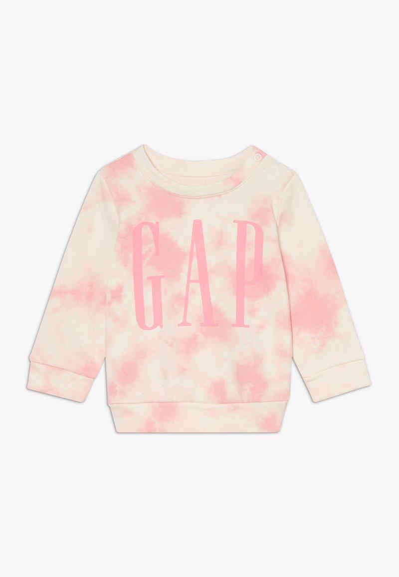 GAP - ARCH CREW - Sweatshirt - belle pink