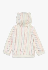 GAP - ARCH  - Zip-up hoodie - ivory frost - 1