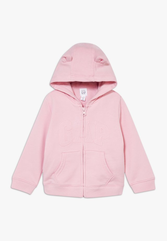 ARCH  - Mikina na zip - classic pink