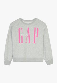 GAP - GIRL LOGO DOLMAN CREW - Sweatshirt - grey heather - 0