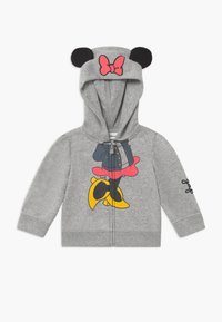 GAP - TODDLER GIRL - Felpa aperta - grey - 0