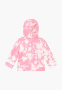 GAP - TODDLER GIRL LOGO - Zip-up hoodie - pink