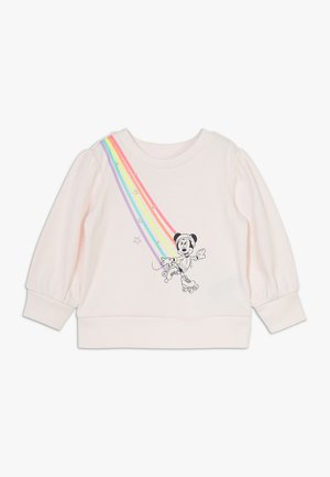 TODDLER GIRL CREW - Felpa - pink