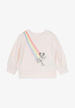 TODDLER GIRL CREW - Sweatshirt - pink