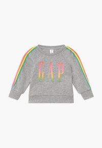 GAP - TODDLER GIRL LOGO - Sweater - light heather grey - 0