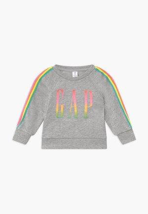 TODDLER GIRL LOGO - Sweater - light heather grey