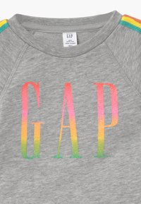 GAP - TODDLER GIRL LOGO - Sweater - light heather grey - 3
