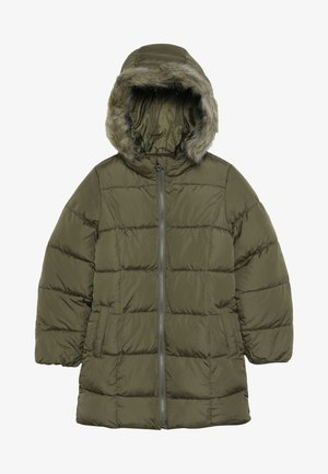 GIRL WARMST - Winter coat - olive