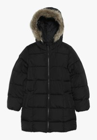 GAP - GIRL WARMST - Abrigo de invierno - true black - 0