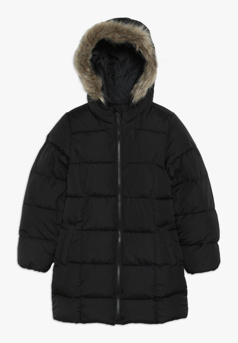 GAP - GIRL WARMST - Abrigo de invierno - true black
