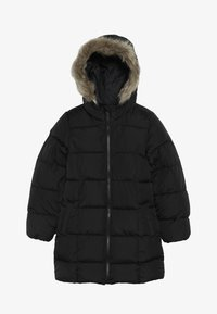 GAP - GIRL WARMST - Abrigo de invierno - true black - 4
