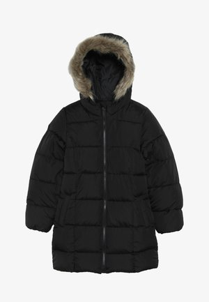 GIRL WARMST - Abrigo de invierno - true black
