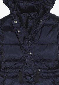 GAP - GIRL LONG WARMEST - Down coat - navy uniform - 5