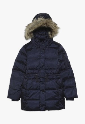 GIRL LONG WARMEST - Down coat - navy uniform