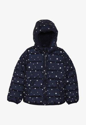 GIRL COZY PUFFER - Winter jacket - navy uniform