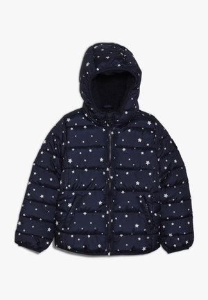 GIRL COZY PUFFER - Zimní bunda - navy uniform