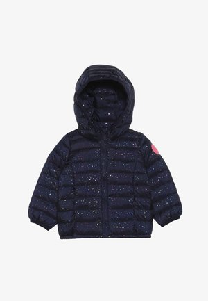 TODDLER GIRL PUFFER - Winter jacket - navy uniform