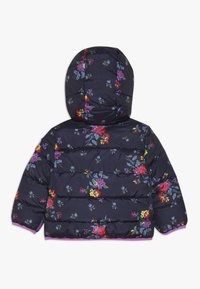 GAP - TODDLER GIRL COZY PUFFER - Zimní bunda - navy - 1