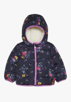 TODDLER GIRL COZY PUFFER - Veste d'hiver - navy