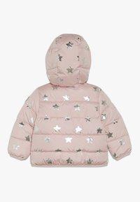GAP - TODDLER GIRL COZY PUFFER - Winter jacket - pink - 1