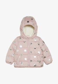 GAP - TODDLER GIRL COZY PUFFER - Winter jacket - pink - 3
