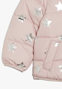 GAP - TODDLER GIRL COZY PUFFER - Winter jacket - pink - 2