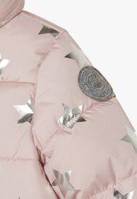 GAP - TODDLER GIRL COZY PUFFER - Winter jacket - pink - 4