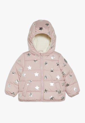 TODDLER GIRL COZY PUFFER - Winter jacket - pink