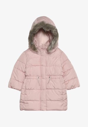TODDLER GIRL LONG - Vinterkåpe / -frakk - pink champagne