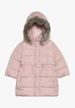 TODDLER GIRL LONG - Winter coat - pink champagne