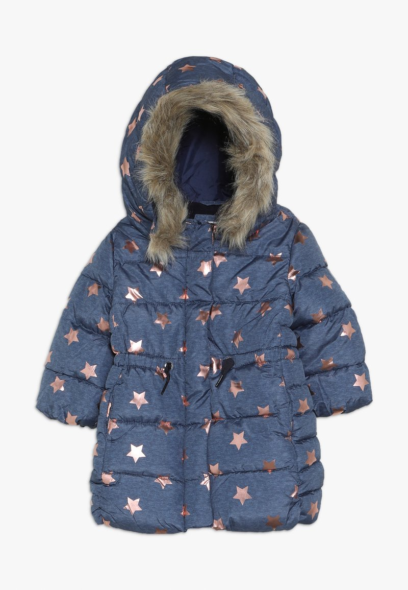 GAP - TODDLER GIRL LONG - Winter coat - blue heather