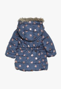 GAP - TODDLER GIRL LONG - Winter coat - blue heather - 1