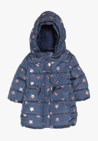 GAP - TODDLER GIRL LONG - Winter coat - blue heather - 2