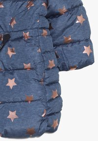 GAP - TODDLER GIRL LONG - Winter coat - blue heather - 3